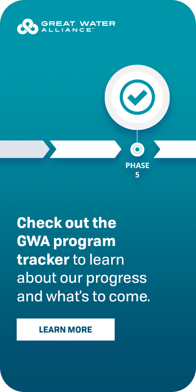 Great Water Alliance Program Tracker